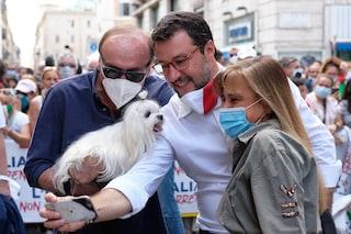 Festeggiamenti a Napoli, Salvini è davvero l'ultimo a poter parlare