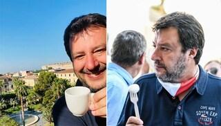 Ma esattamente Matteo Salvini perché è venuto a Mondragone?