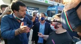 """Mondragone, capo della Protezione Civile si dimette: """"Ha incitato alla protesta contro Salvini"""""""