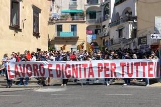 Turismo in crisi in Costiera Sorrentina e Amalfitana, oltre 10mila stagionali senza lavoro