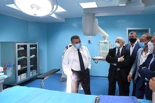 """Agropoli, De Luca riapre l'ospedale: """"Ma niente codici rossi, qui morirebbero"""""""
