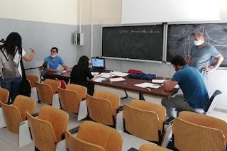Federico II, a marzo tornano le lezioni in aula agli studenti. I posti si prenoteranno
