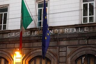 Covid Napoli, 4 detenuti positivi nel carcere di Poggioreale, altri 6 in isolamento