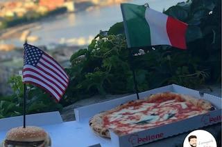 Gli Usa premiano la migliore foto dell'unione con Napoli per la festa dell'Indipendenza