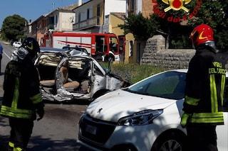 Un morto e 4 feriti: grave incidente sulla superstrada Maddaloni-Santa Maria Capua Vetere
