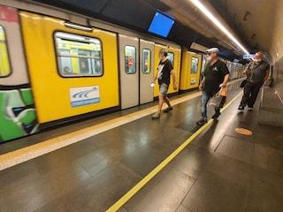 Metro Anm, rischio stop a Vanvitelli. De Magistris minaccia i licenziamenti