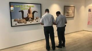 Nullatenente per il Fisco ma possiede ville, negozi ed una galleria d'arte per 4 milioni
