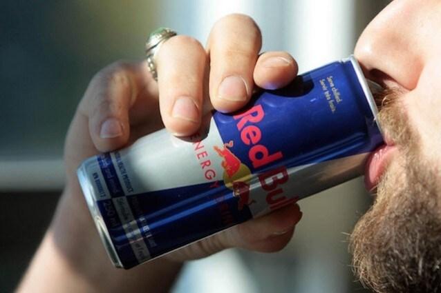 Redbull bambini intossicazione caffeina