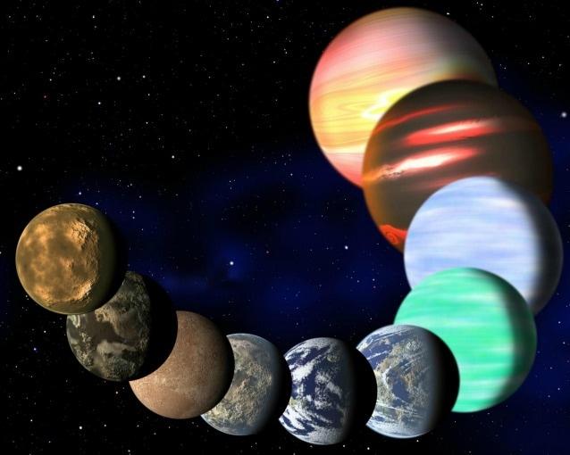 Nella Via Lattea, Kepler ha già scovato molti Pianeti di differenti tipi