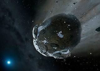L'asteroide dei fantasmi: ad Halloween ci sfiora Spooky