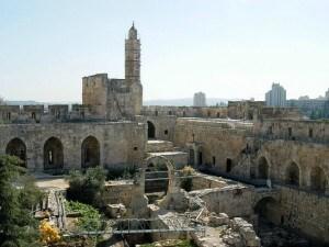 La Torre di Davide, II secolo a. C., presso la Vecchia Città di Gerusalemme