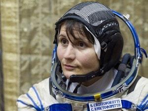 Samantha Cristoforetti (Foto Getty Images).