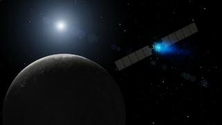 Finalmente la sonda Dawn è nell'orbita di Cerere
