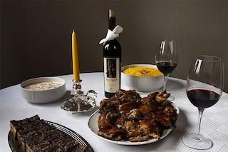 Perché il vino rosso si abbina alla carne ed il bianco al pesce