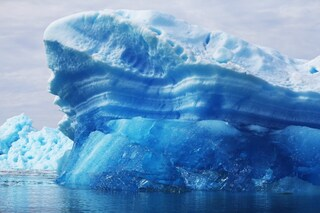 In Artico il ghiaccio è ai minimi storici