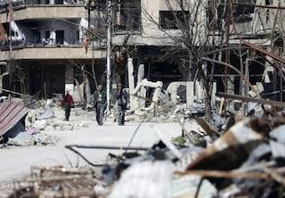 Come il cambiamento climatico ha contribuito alla guerra in Siria