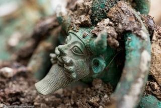La tomba di un principe celtico è stata scoperta in Francia