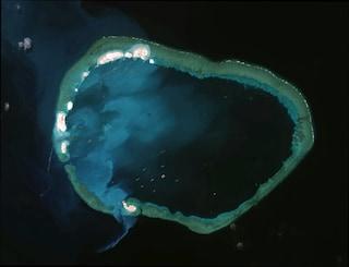Gli atolli ricoperti di cemento per interessi geopolitici