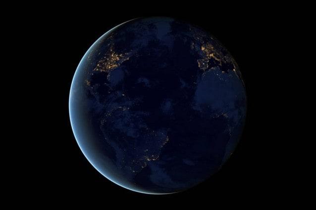 La Terra in un'immagine NASA