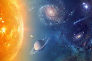 Il Sistema Solare è inondato di acqua