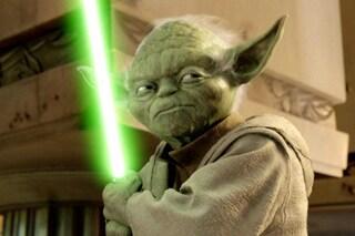 C'era una volta un monaco medioevale che sembrava Yoda