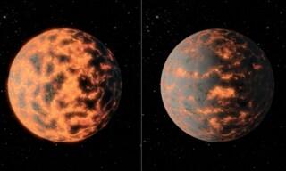 "55 Cancri, un pianeta sempre più ""infernale"""
