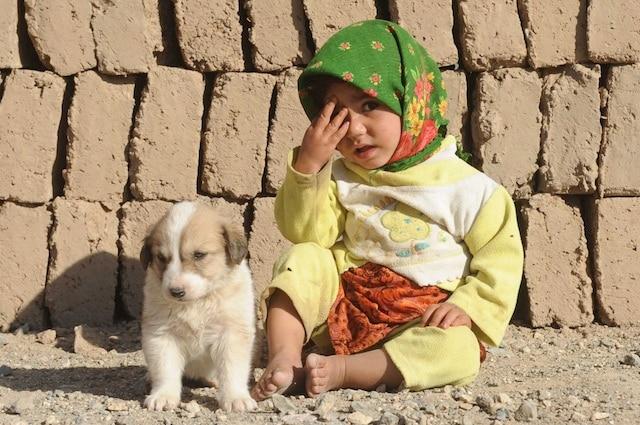I bambini devono imparare a rispettare i tempi e gli spazi del cane