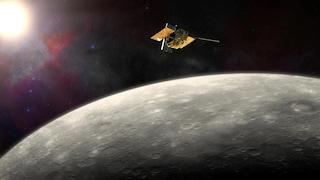 Il campo magnetico di Mercurio