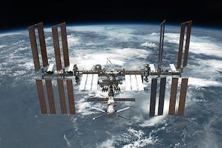 Scheggiato un finestrino della Stazione Spaziale Internazionale