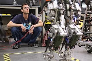 Walk-Man, il robot italiano che sfida i giganti internazionali