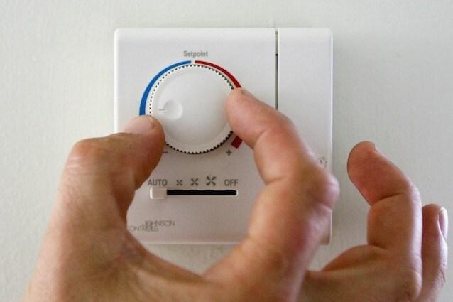 I filtri dell'aria condizionata devono essere controllati ogni anno