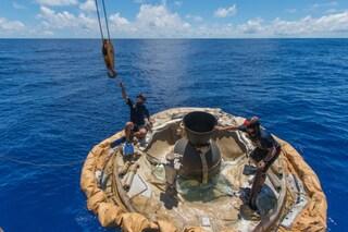 Fallito il test del super paracadute della Nasa, missione umana su Marte a rischio