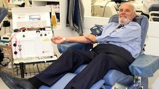 James Harrison, l'uomo che donando il sangue ha salvato più di due milioni di bambini