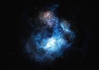 La prima generazione di Stelle dell'Universo