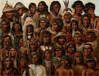"""Il """"popolo fantasma"""" che abitò il continente americano"""