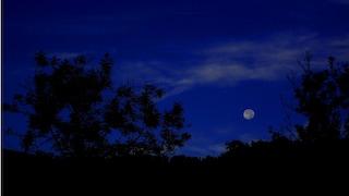 Un venerdì con la Blue Moon