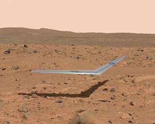 Su Marte con il drone? Alla NASA ci stanno pensando