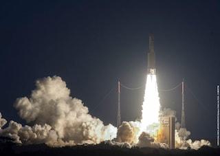 Un nuovo satellite in orbita per controllare il meteo