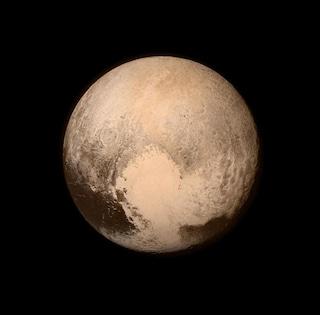 New Horizons ha comunicato con la Terra
