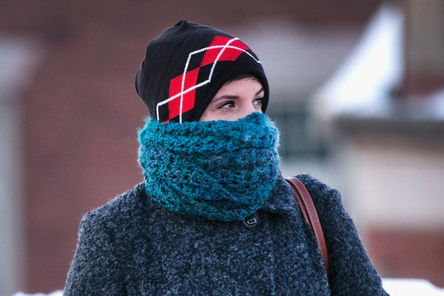 Le donne soffrono di più il freddo in ufficio