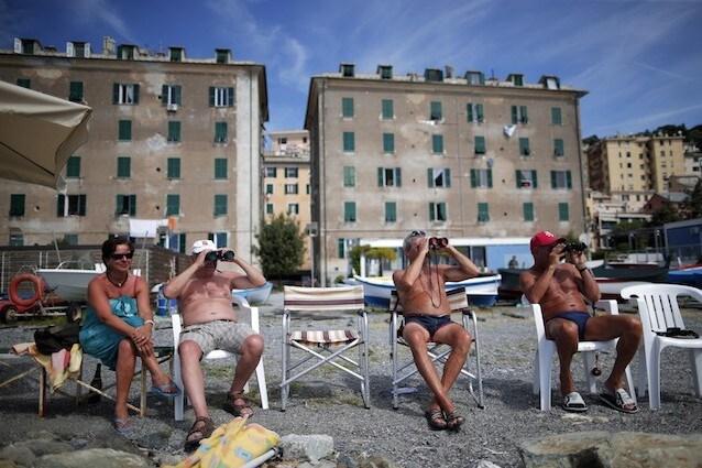 Il cemento sta coprendo le coste italiane