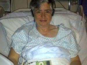 La dottoressa Catherine Meads