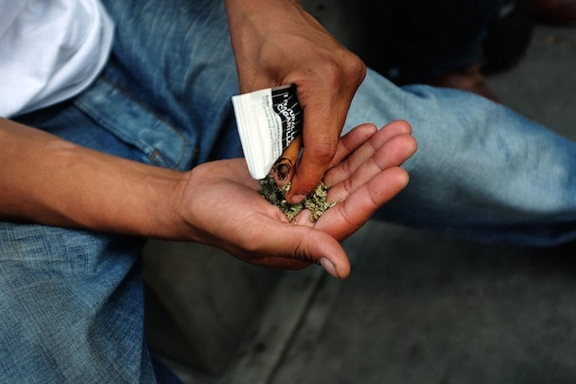Il consumo di marijuana non provoca danni alla salute