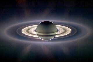 Gli anelli di Saturno seguono una legge matematica