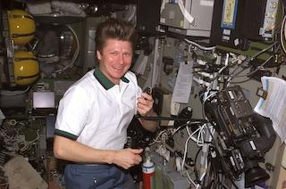Questo è l'uomo che ha vissuto più a lungo nello spazio