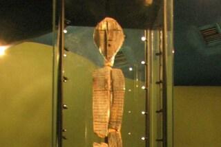 Questa statua di legno è la più antica al mondo?