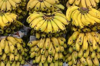 Una proteina della banana contro i virus dell'AIDS e dell'epatite C