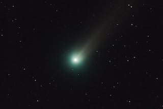 Comete da record nei cieli della settimana