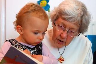 Incontrare i nonni di persona per ridurre in loro il rischio depressione