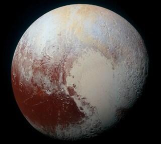 Perché Plutone ha un cuore di ghiaccio?